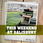 This Weekend at Salisbury | 02.26.16