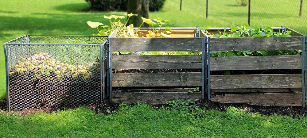 Zero Waste Gardening Composting