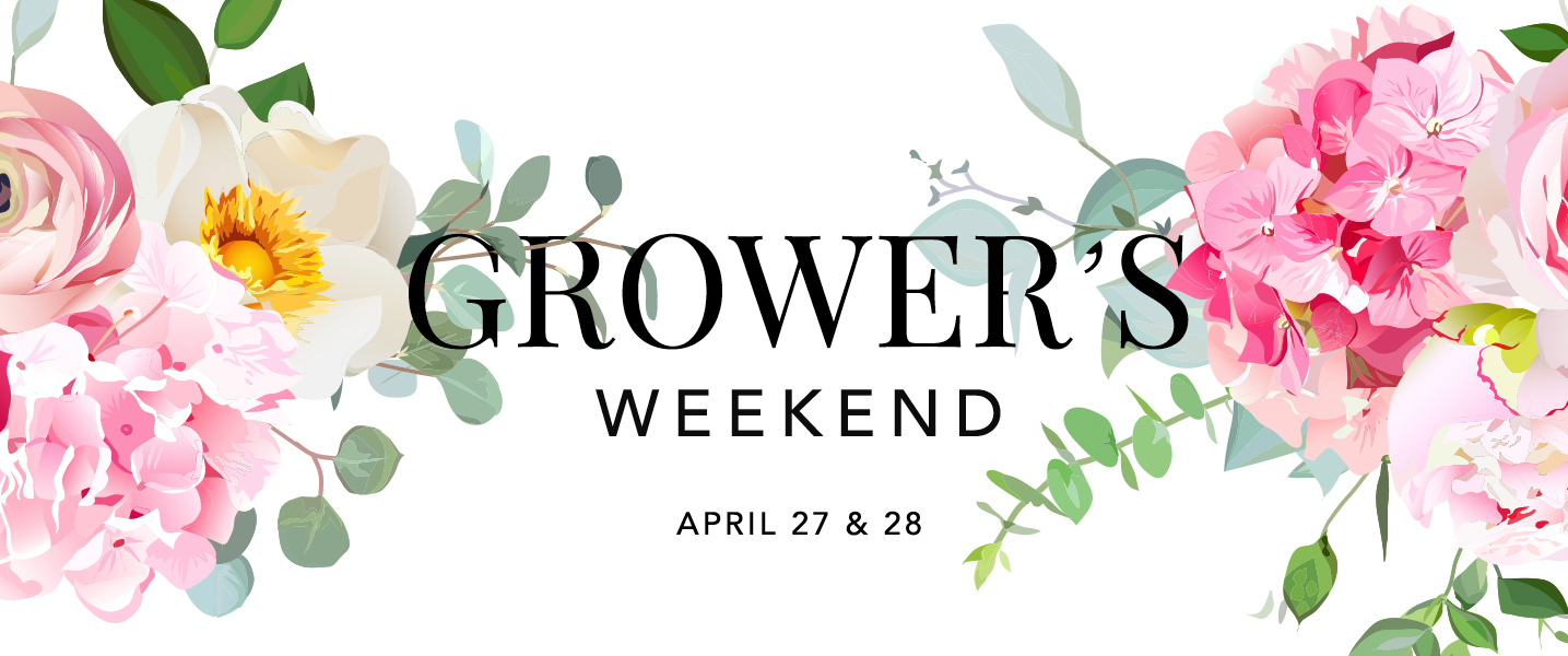 Salisbury Greenhouse Grower's Weekend