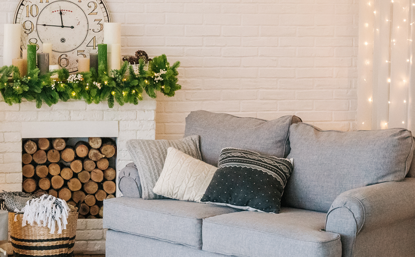 Transitioning Holiday Decor to Winter